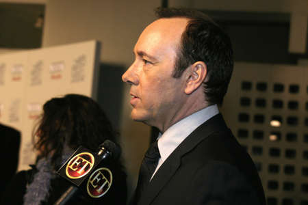 Kevin Spacey at the Opening Night of AFI Fest Presented by Audi & US Premiere of Lions Gate Films Beyond the Sea held at the CineramaDome ArcLight Cinemas in Hollywood, USA on November 4, 2004.