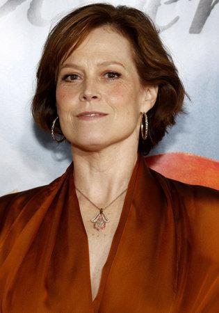 シガニーウィーバーの「騎士デスペローの物語」の世界初演でアークライト ・ シアター ハリウッド、カリフォルニア州、アメリカ合衆国で 2008 年 12 月 7 日に開催。