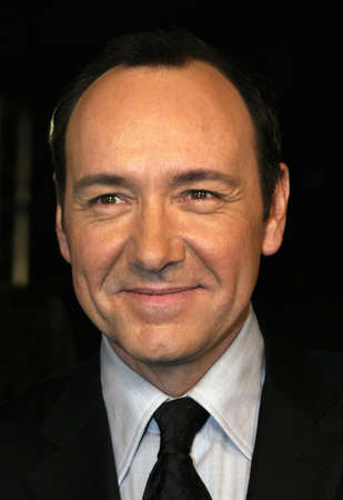 Kevin Spacey at the Opening Night of AFI Fest Presented by Audi & US Premiere of Lions Gate Films' 'Beyond the Sea' at the CineramaDome ArcLight Cinemas in Hollywood, USA on November 4, 2004.