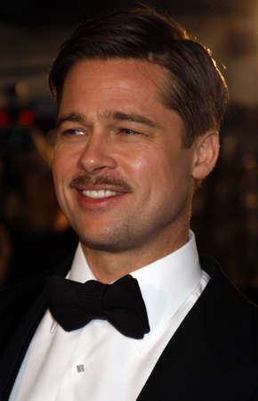 brad pitt: Brad Pitt at the Los Angeles premiere of The Curious Case of Benjamin Button held at the Mann Village Theater in Westwood, USA on December 8, 2008.