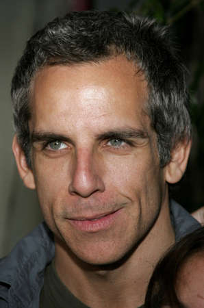 Ben Stiller at the 2006 Chrildrens Choice Awards honoring Hilary Duff held at the Palladium in Hollywood, California, United States on November 5, 2006.