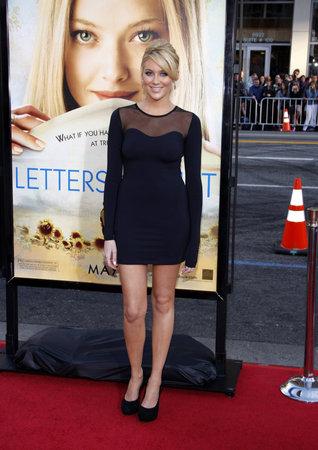 Stephanie Pratt at the Los Angeles premiere of