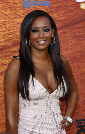 mel: Mel B at the Spike TVs 2nd Annual Guys Choice Awards held at the Sony Pictures Studios in Culver City, USA on May 30, 2008. Editorial