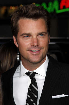 Chris ODonnell at the Hollywood premiere of Max Payne held at the Graumans Chinese Theater in Hollywood, USA on October 13, 2008.