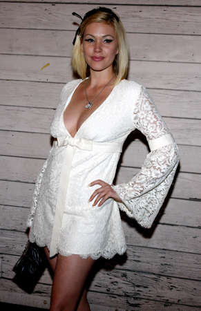 Shanna Moakler at the Maxims 2008 Hot 100 Party held at the Paramount Studios in Hollywood, California, United States on May 21, 2008. Editorial