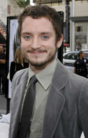 Elijah Wood at the World Premiere of Happy Feet held at the Graumans Chinese Theatre in Hollywood, USA on November 12, 2006.