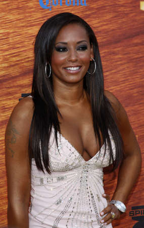 Mel B at the Spike TV 2nd Annual Guys Choice Awards held at the Sony Pictures Studios in Culver City, California, United States on May 30, 2008. Editorial