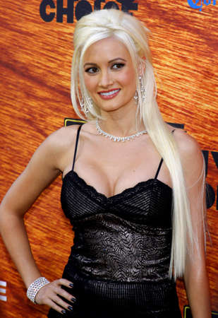 Holly Madison at the Spike TVs 2nd Annual Guys Choice Awards held at the Sony Pictures Studios in Culver City, USA on May 30, 2008. Editorial