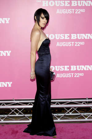 willis: Rumer Willis at the Los Angeles premiere of The House Bunny held at the Mann Village Theater in Westwood, USA on August 20, 2008.