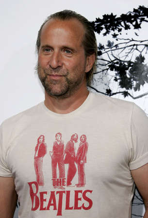 """Peter Stormare at the Los Angeles premiere of """"Premonition"""" held at the Cinerama Dome in Hollywood, USA on March 12, 2007."""