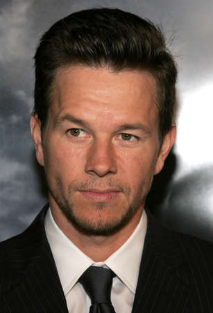 Mark Wahlberg at the Los Angeles Premiere of Shooter held at the Mann Village Theatre in Westwood, USA on March 8, 2007. Editorial