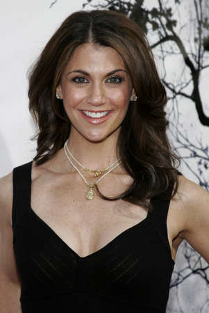 Samantha Harris at the Los Angeles premiere of Premonition held at the Cinerama Dome in Hollywood, USA on March 12, 2007. Sajtókép