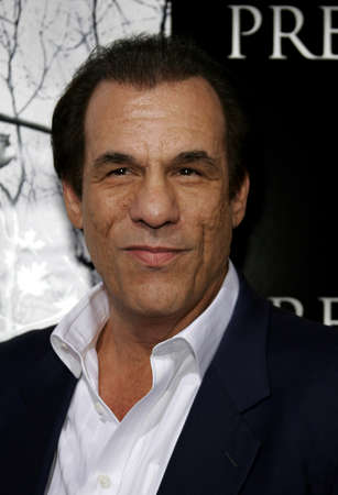Robert Davi at the Los Angeles premiere of Premonition held at the Cinerama Dome in Hollywood, USA on March 12, 2007.