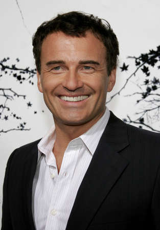 """Julian McMahon at the Los Angeles premiere of """"Premonition"""" held at the Cinerama Dome in Hollywood, USA on March 12, 2007."""