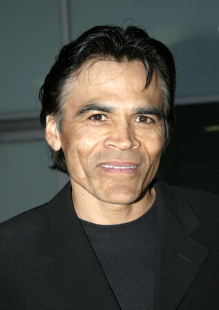 Sal Lopez at the Los Angeles premiere of Silver City at the Arclight Cinerama Dome in Hollywood, USA on September 14, 2004. Sajtókép