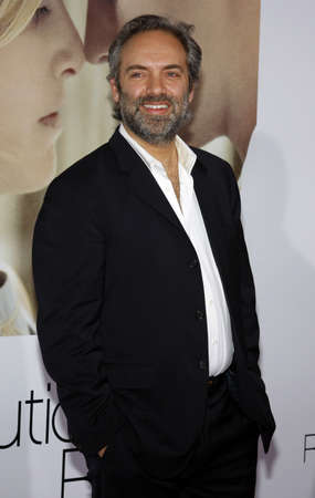 Sam Mendes at the World premiere of