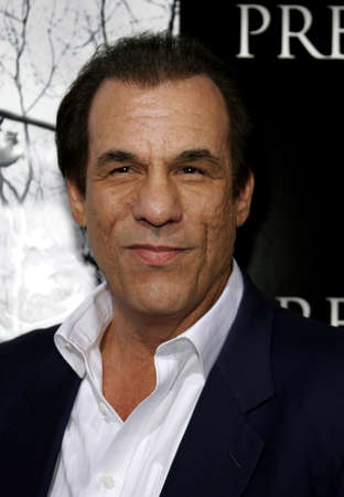 premonition: Robert Davi at the World premiere of Premonition held at the Cinerama Dome in Hollywood, USA on March 12, 2007.