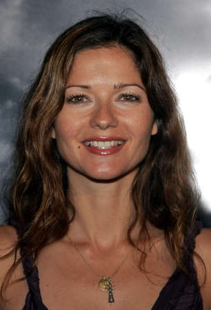 Jill Hennessy at the Los Angeles premiere of Shooter held at the Mann Village Theatre in Westwood, USA on March 8, 2007. Editorial
