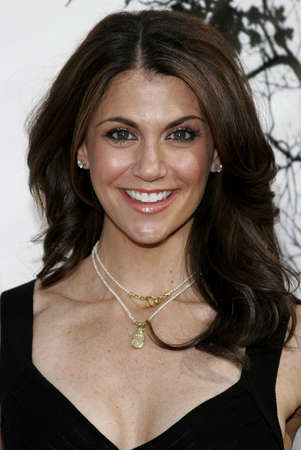 """Samantha Harris at the Los Angeles premiere of """"Premonition"""" held at the Cinerama Dome in Hollywood, USA on March 12, 2007."""