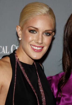 Heidi Montag at the 4th Annual Pink Party held at the Hanger 8 in Santa Monica, USA on September 13, 2008.