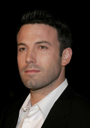 Ben Affleck  at the Los Angeles premiere of Smokin Aces held at the Graumans Chinese Theatre in Hollywood, USA on January 18, 2007.