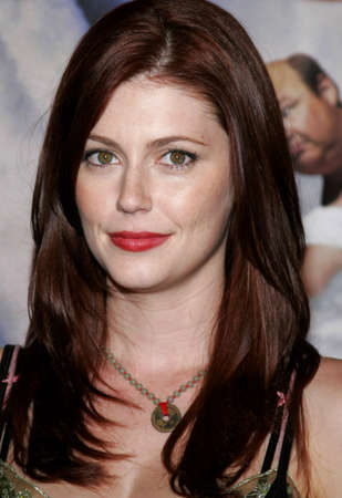 Diora Baird at the Los Angeles premiere of Tenacious D: The Pick of Destiny held at the Graumans Chinese Theatre in Hollywood, California, United States on November 9, 2006. Editorial