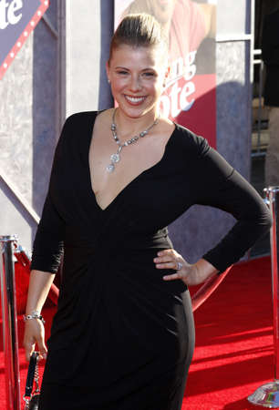 shilling: Jody Shilling at the World premiere of Swing Vote held at the El Capitan Theater in Hollywood, USA on July 24, 2008.