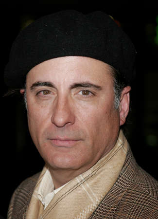 Andy Garcia at the Los Angeles premiere of Smokin Aces held at the Graumans Chinese Theatre in Hollywood, USA on January 18, 2007. Editorial