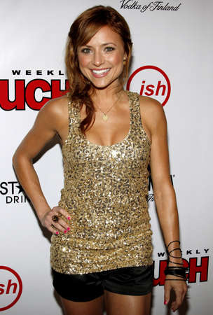 christine: Christine Lakin at the Summer Stars Party 2008 held at the Social in Hollywood, USA on May 22, 2008.