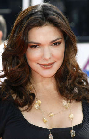 Laura Harring at the World premiere of