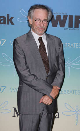 lucy: Steven Spielberg at the Women In Film Presents The 2007 Crystal and Lucy Awards held at the Beverly Hilton Hotel in Beverly Hills, USA on June 14, 2007.