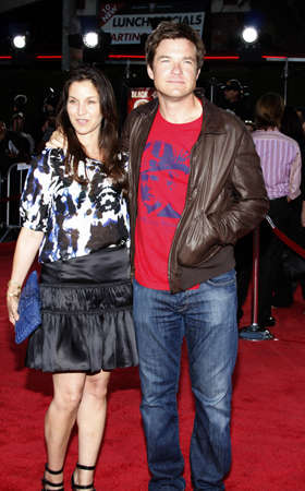 amanda: Jason Bateman and Amanda Anka at the Los Angeles premiere of Tropic Thunder held at the Mann Village Theater in Westwood, USA on August 11, 2008.