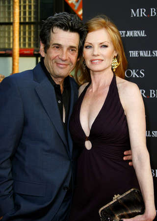 Alan Rosenberg and Marg Helgenberger at the Los Angeles premiere of Mr. Brooks held at the Graumans Chinese Theater in Hollywood, USA on May 22, 2007. Editorial