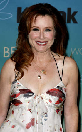 Mary McDonnell at Women In Film Presents The 2007 Crystal and Lucy Awards held at the Beverly Hilton Hotel in Beverly Hills, USA on June 14, 2006. Editorial