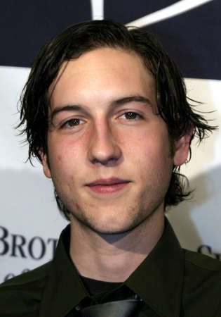 marquette: Chris Marquette at the Big Brothers Big Sisters of greater Los Angeles & the Inland Empire to honor top entertainment industry talent at Rising Stars 2004 Gala held at the Beverly Hilton Hotel, USA on November 11, 2004. Editorial