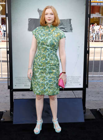 molly: Molly Quinn at the Los Angeles premiere of Lights Out held at the TCL Chinese Theater in Hollywood, USA on July 20, 2016. Editorial