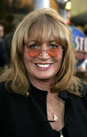 Penny Marshall at the Los Angeles premiere of