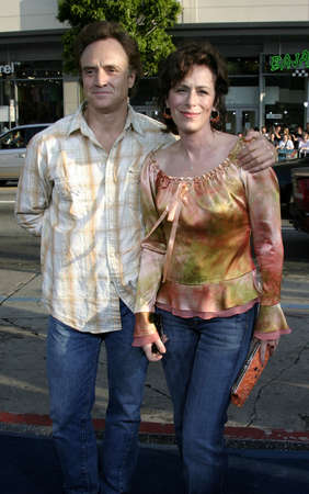 jane: Bradley Whitford and wife Jane Kaczmarek at the Los Angeles premiere of Sisterhood of the Traveling Pants held at the Graumans Chinese Theatre in Hollywood, USA on May 31, 2005.