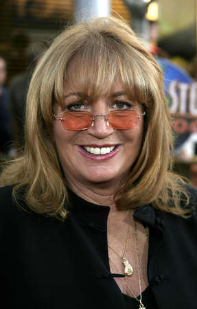Penny Marshall at the Cinderella Man Premiere at the Gibson Amphitheatre at Universal City in Hollywood, USA on May 23, 2005.