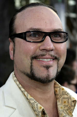Desmond Childs at the Cinderella Man Premiere at the Gibson Amphitheatre at Universal City in Hollywood, USA on May 23, 2005.