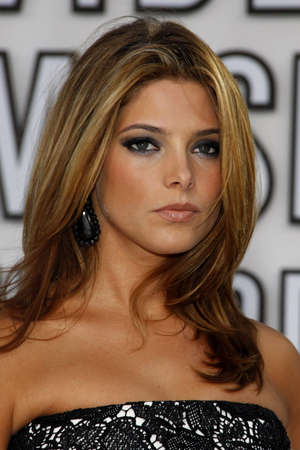 mtv: Ashley Greene at the 2010 MTV Video Music Awards held at the Nokia Theatre L.A. Live in Los Angeles, USA on September 12, 2010.