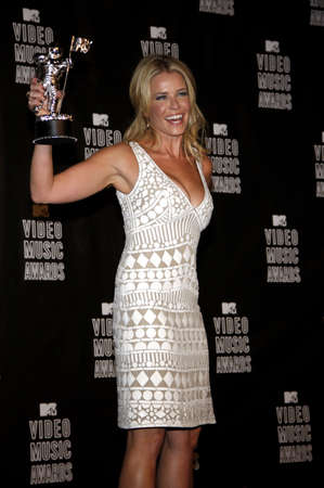 mtv: Chelsea Handler at the 2010 MTV Video Music Awards held at the Nokia Theatre L.A. Live in Los Angeles, USA on September 12, 2010. Editorial
