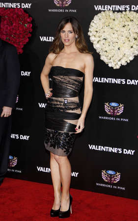 jennifer: Jennifer Garner at the Los Angeles premiere of Valentines Day held at the Graumans Chinese Theater in Hollywood, USA on February 8, 2010. Editorial