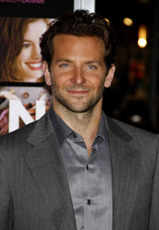 cooper: Bradley Cooper at the Los Angeles premiere of Valentines Day held at the Graumans Chinese Theate in Hollywood, USA on February 8, 2010. Editorial