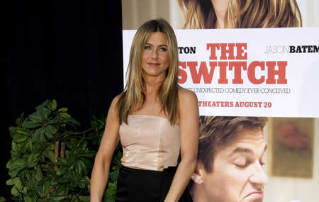 jennifer: Jennifer Aniston at the Los Angeles premiere of The Switch held at the ArcLight Cinemas in Hollywood, USA on August 16, 2010.