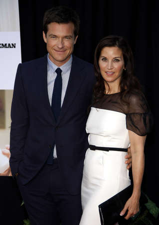 amanda: Jason Bateman and Amanda Anka at the Los Angeles premiere of The Switch held at the ArcLight Cinemas in Hollywood, USA on August 16, 2010. Editorial