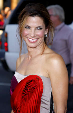 bullock: Sandra Bullock at the World premiere of All About Steve held at the Graumans Chinese Theater in Hollywood, USA on August 26, 2009. Editorial