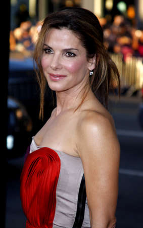 steve: Sandra Bullock at the World premiere of All About Steve held at the Graumans Chinese Theater in Hollywood, USA on August 26, 2009. Editorial