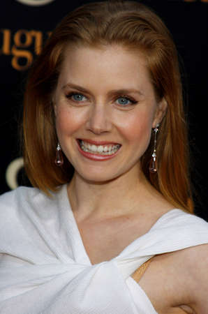 Amy Adams at the Los Angeles screening of Julie & Julia held at the Mann Village Theater in Westwood, USA on July 27, 2009. Editorial