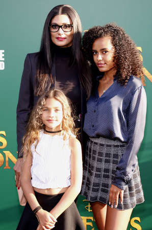 petes: Rachel Roy at the World premiere of Petes Dragon held at the El Capitan Theatre in Hollywood, USA on August 8, 2016. Editorial